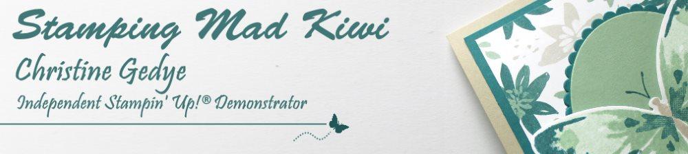 Stamping Mad Kiwi